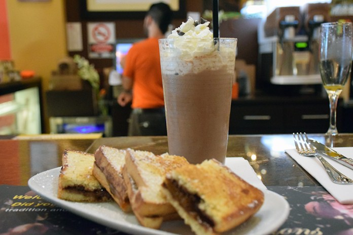 Places to eat in San Juan Casa Cortes Grilled Cheese
