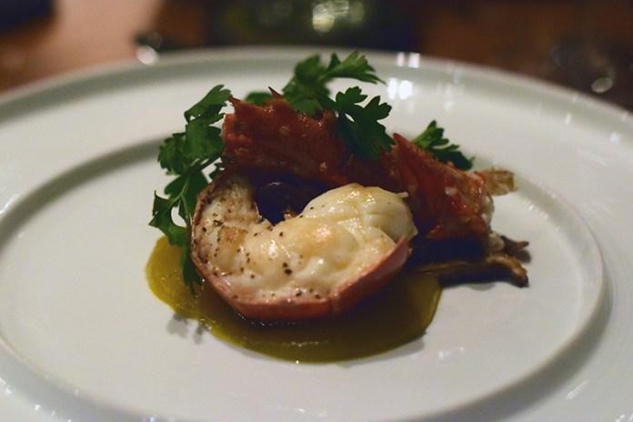 Royal Isabela Restaurant Lobster
