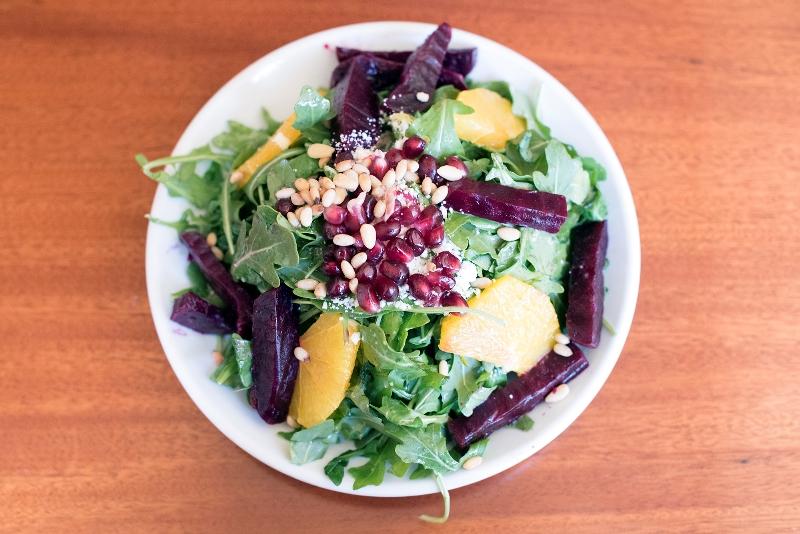Lebanese Taverna Pentagon City Beet Salad