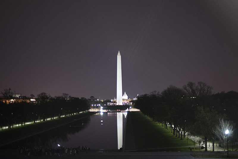 Itinerary: A Day in Washington, DC