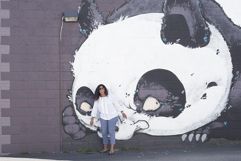 24 Hours in Richmond Street Art