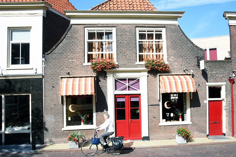 Getting Around in Holland, Traveling to Delft