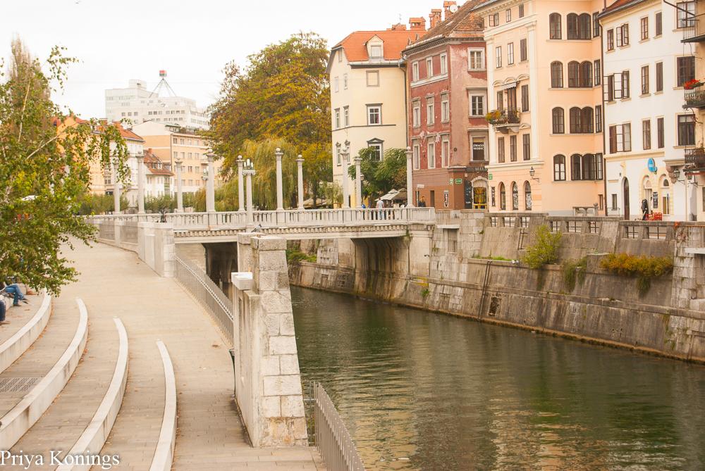 Day Trip to Slovenia: Ljubljana