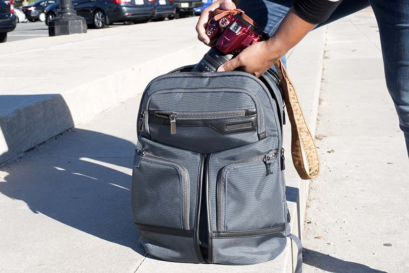Holiday Gift Guide: The Samsonite Laptop Backpack