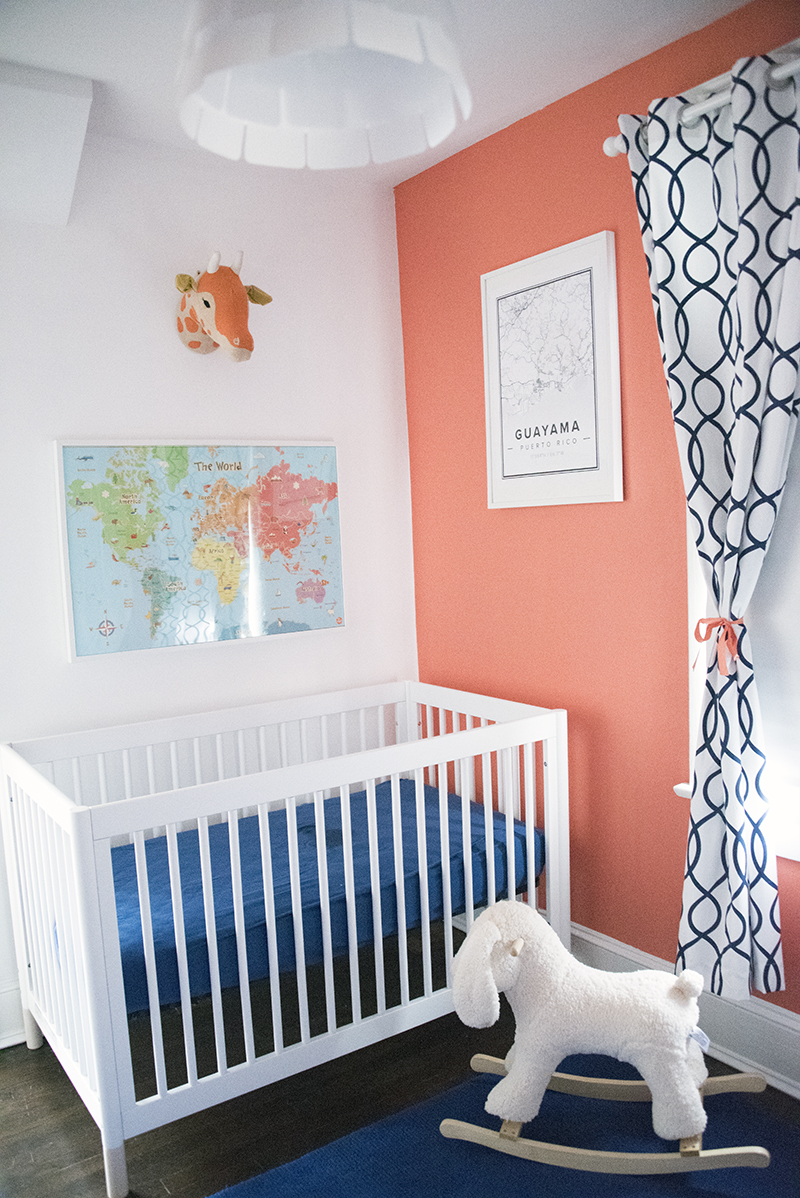 Baby Boy Room Themes Travel: Inspiration: Travel Themed Baby Room ⋆ The Dining Traveler