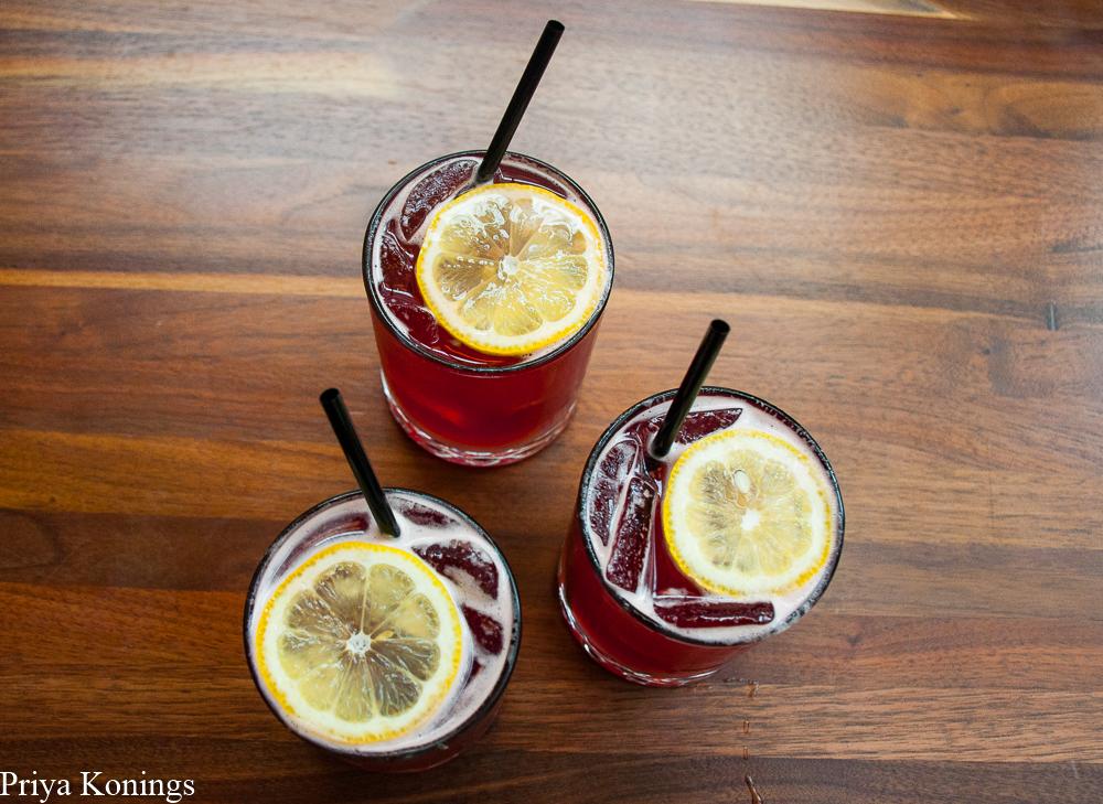 Cocktails at Umaya Izakaya