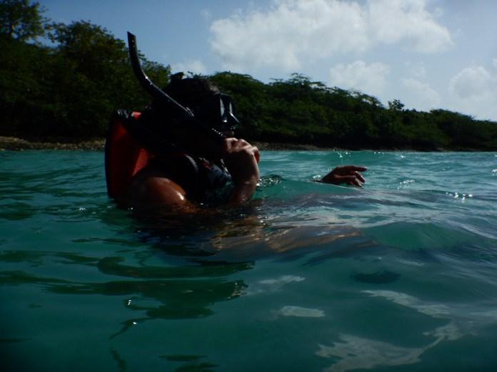 Snorkeling at Playa Tamarindo Two Days in Culebra