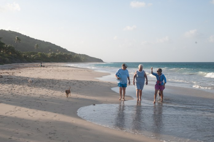 Two Days in Culebra: Zoni Beacn