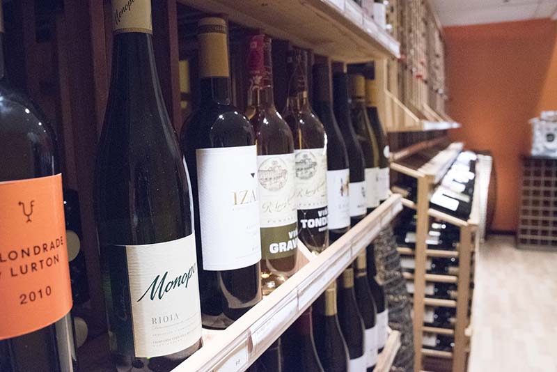Riojas Wine Pairings from the Jaleo Crystal City Wine Shop