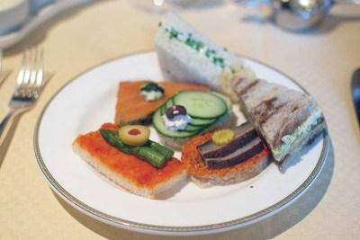 Indulging: Ritz Carlton Tysons Corner Tea Service