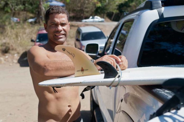 Ramse Morales of Surfing Lessons Puerto Rico