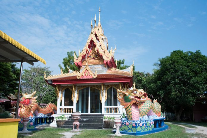 Singapore and Penang Temples in Penang