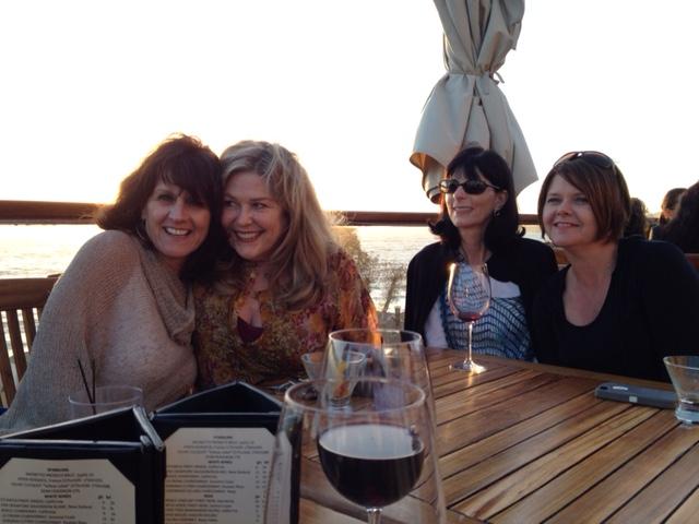 Laguna Beach with friends