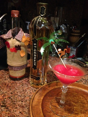 Summer Rebellion Watermelon Martini's