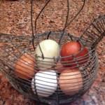 My Peep's Eggs
