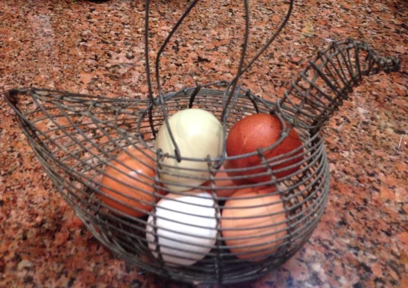 My Peep's Farm Fresh Eggs