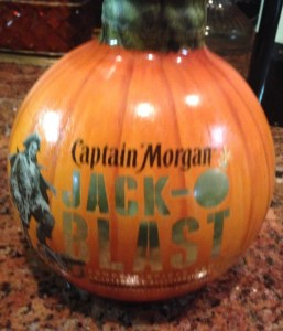 Pumpkin Spiced Rum