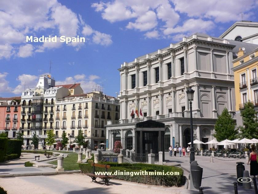 Manchego Frittata Mimi Style Madrid Spain www.diningwithmimi.com