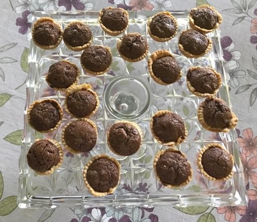 Chocolate Heavenly Bite Mini Tarts