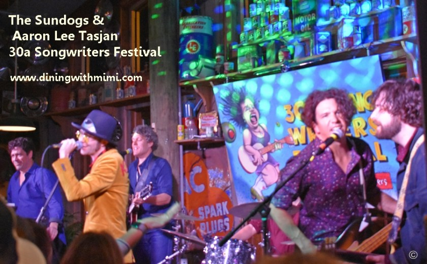 Aaron Lee Tasjan & The Sundogs Mimis Tips to Navigate 30aSongwriters Festival 2020 www.diningwithmimi.com
