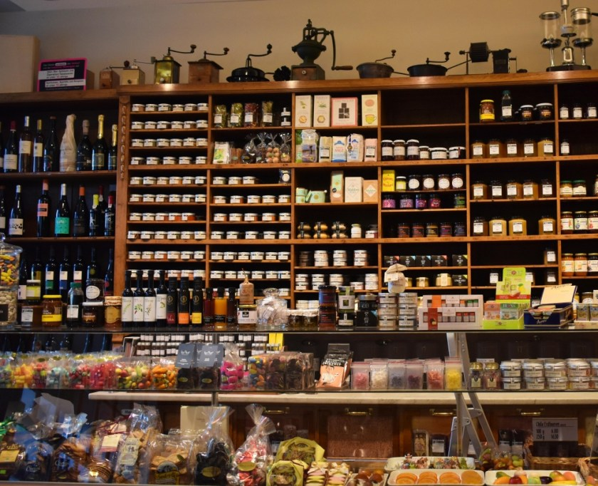 H. Schwarzenbach Gourmet Shop Zurich in Missing The Swiss while Jet-lagged and Hoarding Chocolate www.diningwithmimi.com