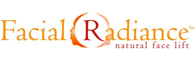 Facial radiance logo, natural face lift