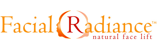 Facial radiance logo, natural face lift