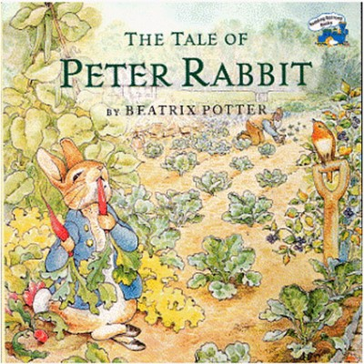 peter rabbit front cover