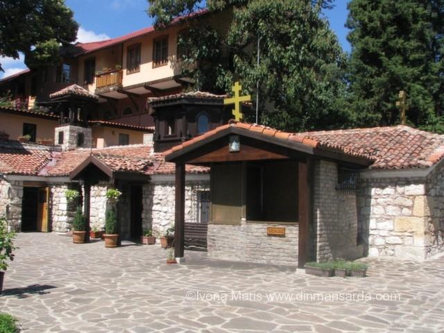 Manastirea Sf Constantin si Elena