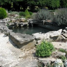Gradina botanica nou anexata din Balcic