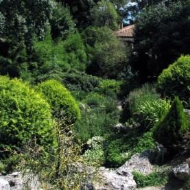 Gradina alpina de la Balcic