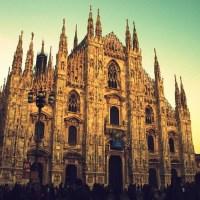 Gradinile din Milano