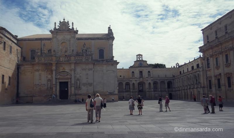 Piata Domului - Lecce