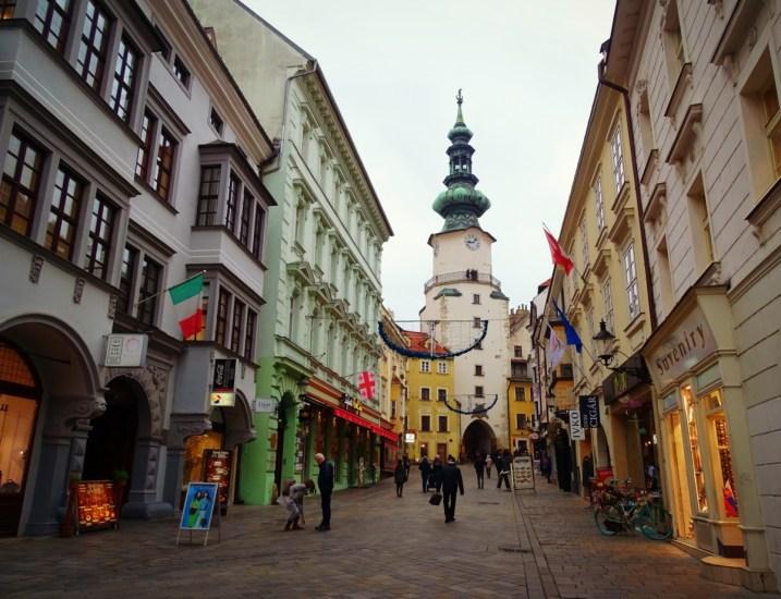 3 ore în Bratislava