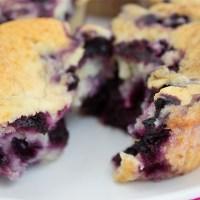 Muffins ohne Ende: Heidelbeer Muffins