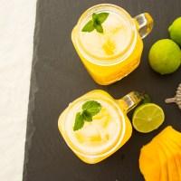 Ein alkoholfreier Cocktail, der nach Brasilien klingt und schmeckt: Ipanema