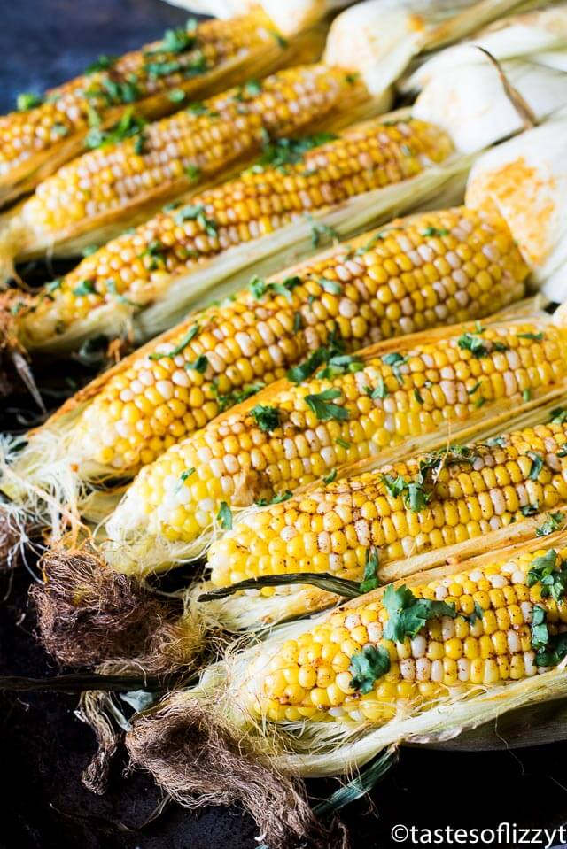 11 Delicious Amp Unique Corn On The Cob Recipes Dinner At The Zoo