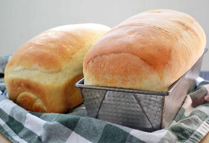 Julia Childs White Sandwich Bread Dinner With Julie