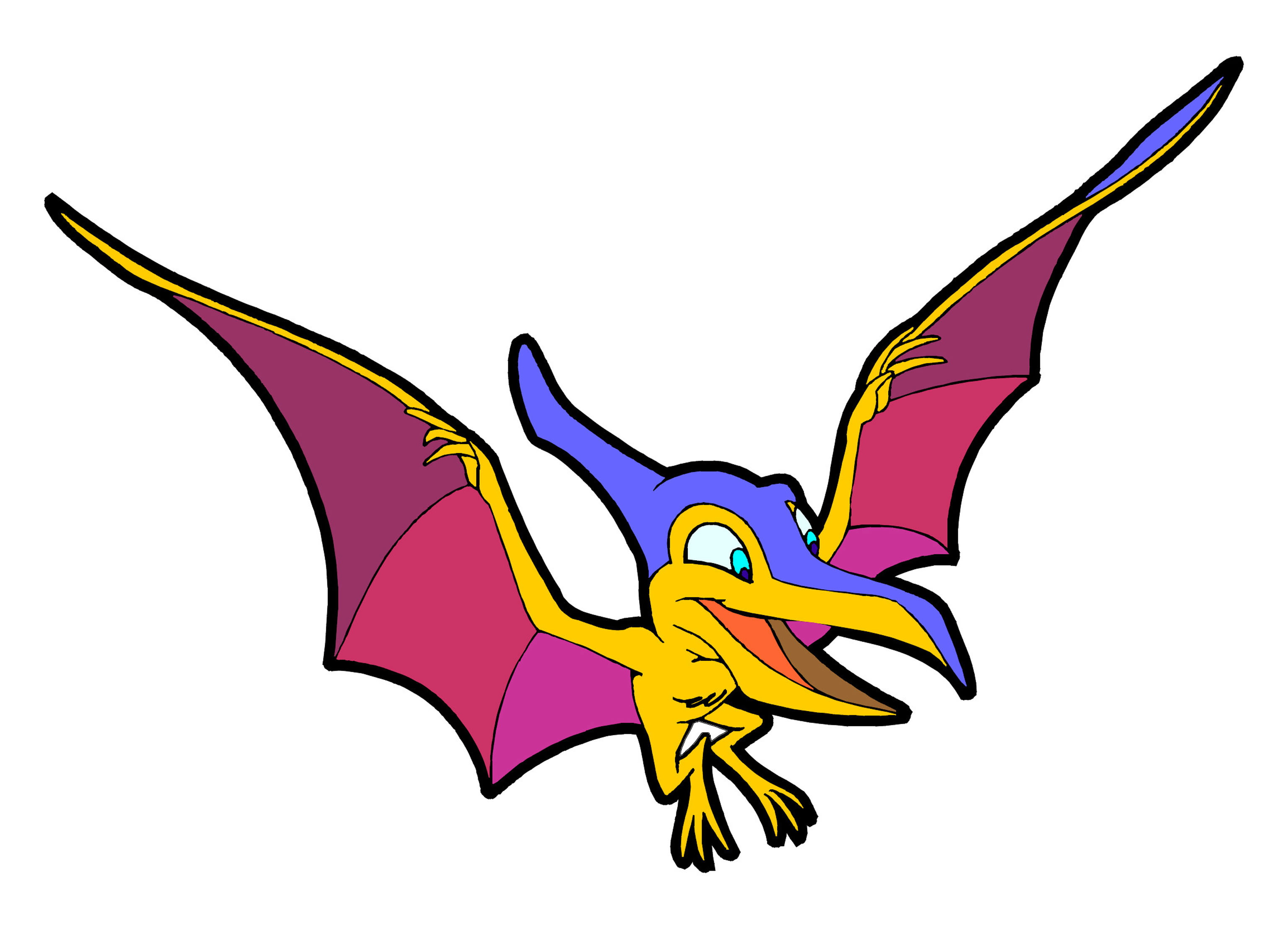 Pterodactyl Pictures For Kids Dinosaurs Pictures And Facts