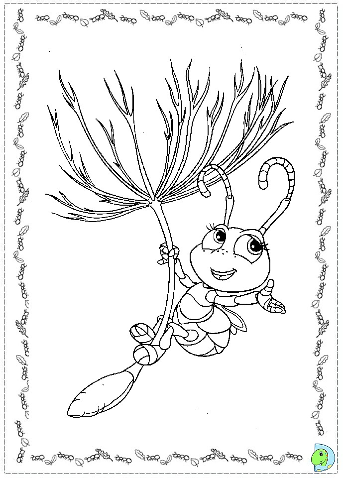 bug s life coloring pages pinterest