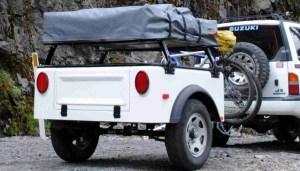 Dinoot Jeep Trailers Jeep Trailer Dinoot Off Road Trailer Tub Kit
