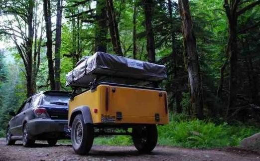 Dinoot Jeep Trailers Custom Work
