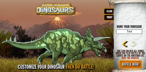 Free Dinosaur Games   DinoPit Free Dinosaur Games  Battle of Giants  Dinosaurs
