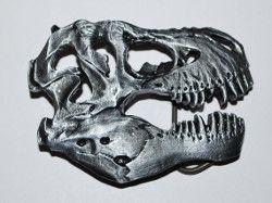 dinosaur belt buckle