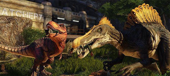 primal carnage 3 extinction