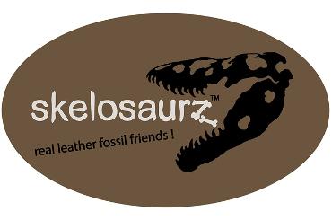 leather dinosaur model kit