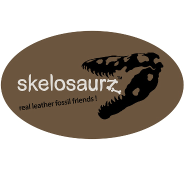 leather dinosaur model kit