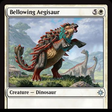 Learning Magic From Dinosaurs In Ixalan