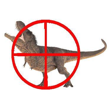 Firearms Versus Dinosaurs