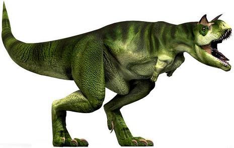 Dinosaur Picture Carnotaurus